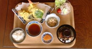 宮崎県東郷町古民家いちふく料理写真I