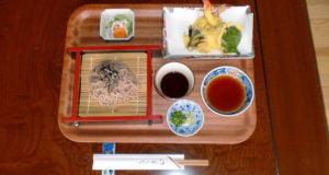 宮崎県東郷町古民家いちふく料理写真L