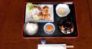 宮崎県東郷町古民家いちふく料理写真J